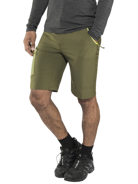 "Columbia Triple Canyon - Shorts Homme - 10"" olive"